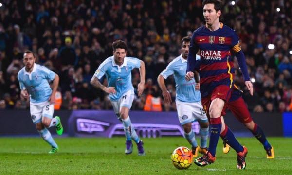 Bóng đá - Barcelona vs Celta Vigo 19h00, ngày 02/12