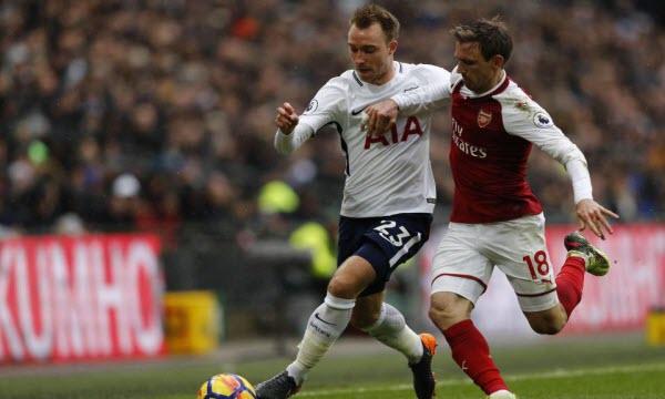 Bóng đá - Tottenham Hotspur vs Arsenal 02/03/2019 19h30