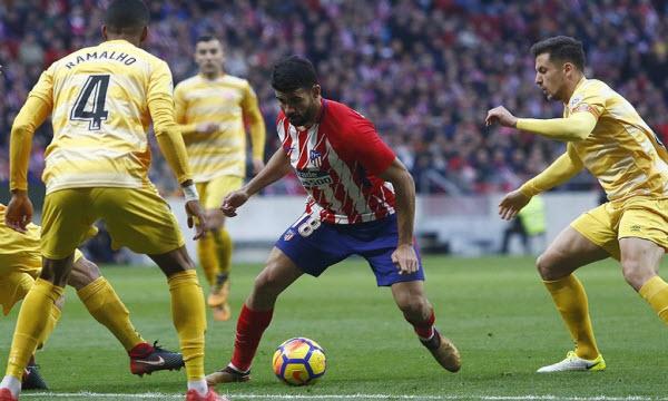 Bóng đá - Girona vs Atletico Madrid 22h15 ngày 02/12