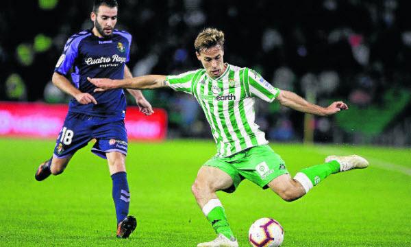 Bóng đá - Real Betis vs Real Sociedad 18h00 ngày 02/12