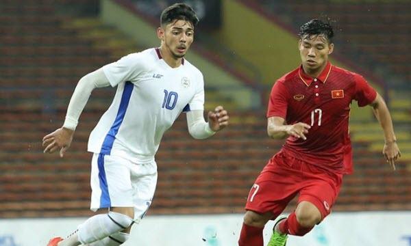 Bóng đá - Philippines vs Việt Nam 18h30 ngày 02/12