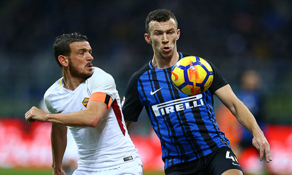 Bóng đá - Inter Milan vs AS Roma 21/04/2019 01h30