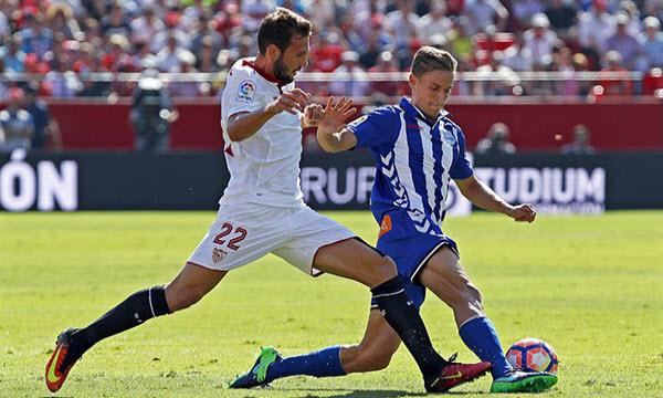 Bóng đá - Alaves vs Sevilla 02h45 ngày 03/12
