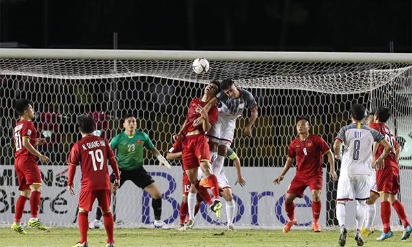 Bóng đá - Tường thuật trực tiếp Philippines vs Việt Nam 1-2 (FT)