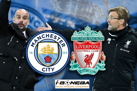 Thông tin trước trận Liverpool vs Manchester City
