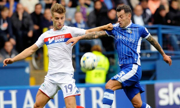 Sheffield Wed. vs Wigan Athletic 22h00 ngày 19/01
