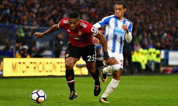 Bóng đá - Manchester United vs Huddersfield Town 26/12/2018 22h00