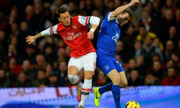 Bóng đá - Arsenal vs Everton 00h30, ngày 04/02
