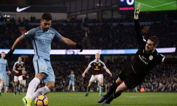 Bóng đá - Burnley vs Manchester City 19h30, ngày 03/02