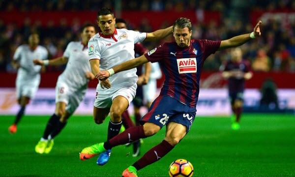 Bóng đá - Eibar vs Sevilla 19h00, ngày 03/02