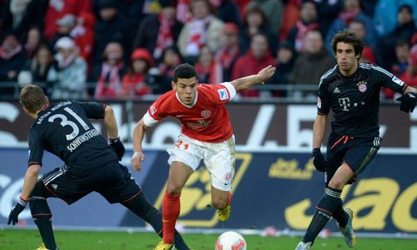 Bóng đá - Mainz 05 vs Bayern Munich 21h30, ngày 03/02