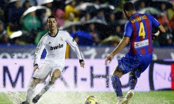 Bóng đá - Levante vs Real Madrid 02h45, ngày 04/02