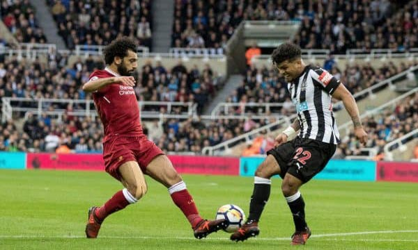 Bóng đá - Liverpool vs Newcastle United 26/12/2018 22h00