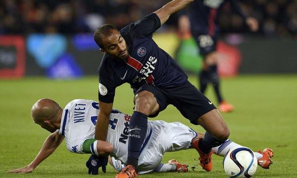 Bóng đá - ES Troyes AC vs Paris Saint Germain 22h59, ngày 03/03