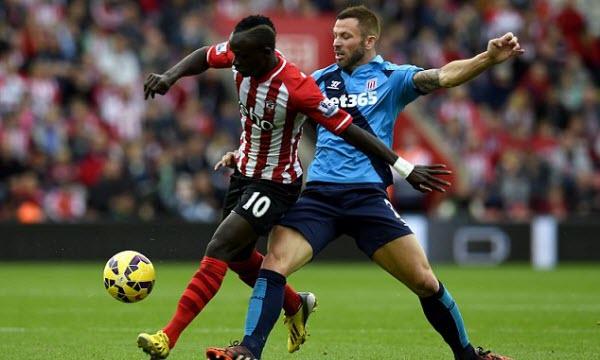 Bóng đá - Southampton vs Stoke City 22h00, ngày 03/03