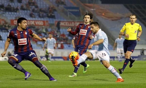 Bóng đá - Eibar vs Celta Vigo 18h00 ngày 03/03