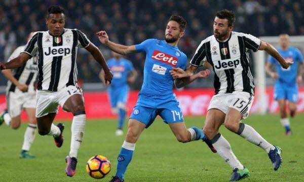 Bóng đá - Napoli vs Juventus 02h30 ngày 04/03