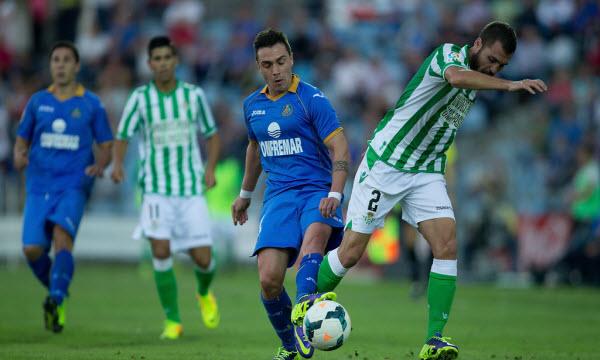 Bóng đá - Getafe vs Real Betis 2h30 ngày 30/9