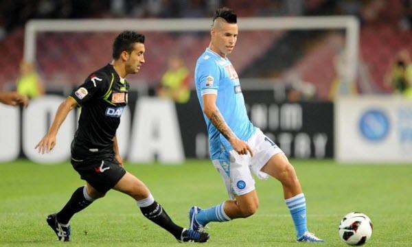 Bóng đá - Udinese vs Napoli 17h30, ngày 03/04
