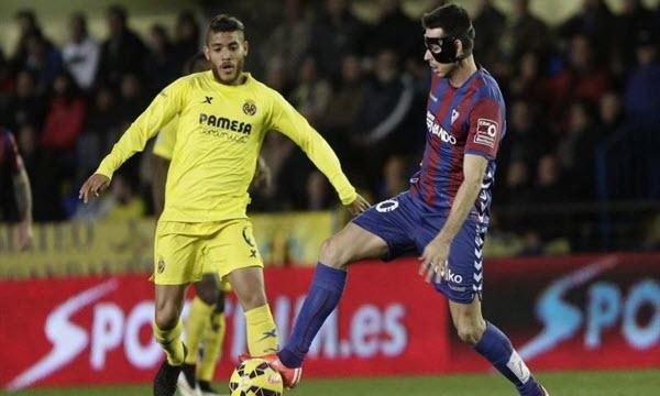 Bóng đá - Eibar vs Villarreal 23h15, ngày 03/04