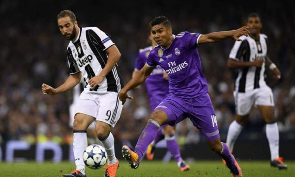 Bóng đá - Juventus vs Real Madrid 01h45, ngày 04/04