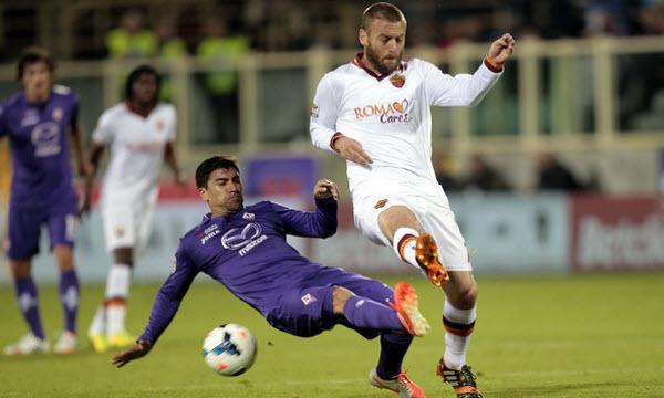 Thông tin trước trận AS Roma vs Fiorentina