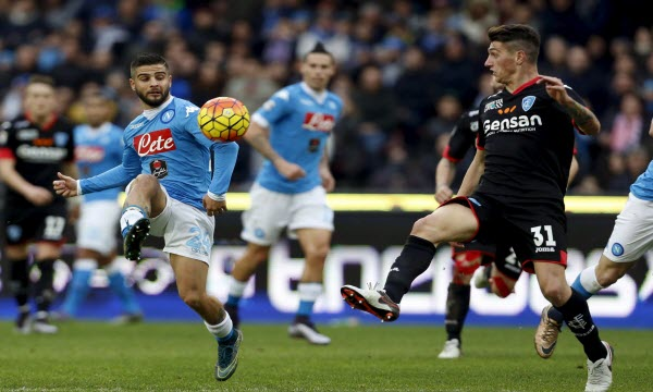 Bóng đá - Empoli vs Napoli 00h00 ngày 04/04