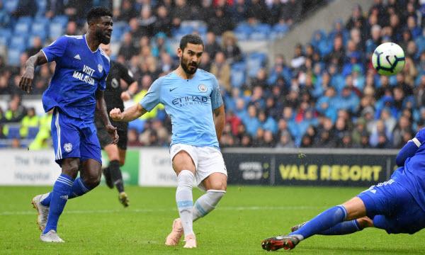 Bóng đá - Manchester City vs Cardiff City 01h45 ngày 04/04