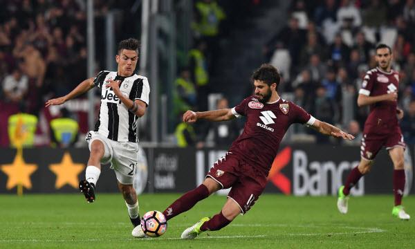 Bóng đá - Juventus vs Torino 05/04/2020 01h45