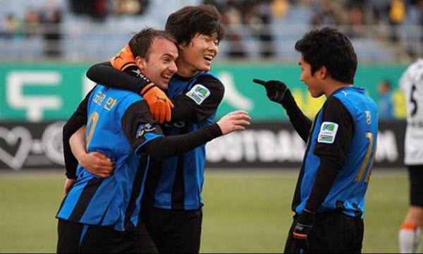 Thông tin trước trận Incheon United FC vs Seoul