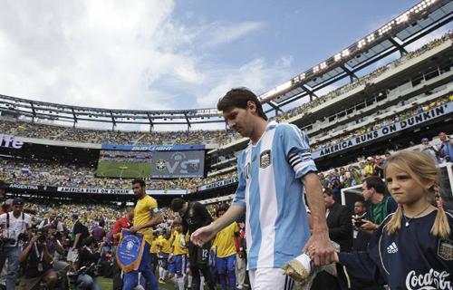 Bóng đá - Xong EURO, nói chuyện Quả bóng vàng: Messi vẫn là số 1?