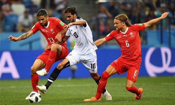 Bóng đá - Thụy Điển vs Thụy Sỹ 21h00, ngày 03/07