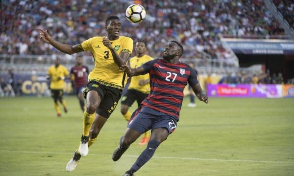 Bóng đá - Mỹ vs Jamaica 8h30 ngày 26/7