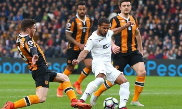 Bóng đá - Swansea City vs Hull City 21h ngày 11/9