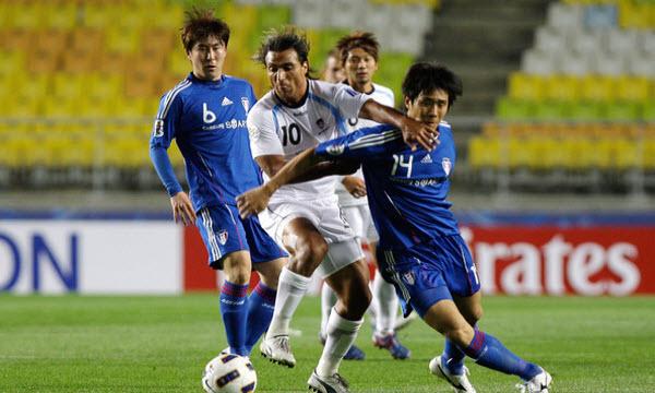 Nhận định dự đoán Busan I'Park vs Suwon Samsung Bluewings 12h ngày 18/10