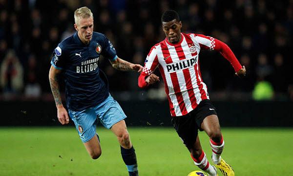 Bóng đá - PSV Eindhoven vs Inter Milan 02h00, ngày 04/10