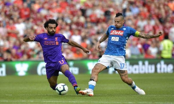Bóng đá - Napoli vs Liverpool 02h00, ngày 04/10