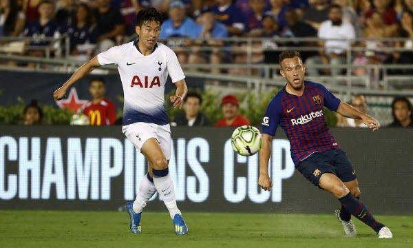 Bóng đá - Tottenham Hotspur vs Barcelona 02h00, ngày 04/10