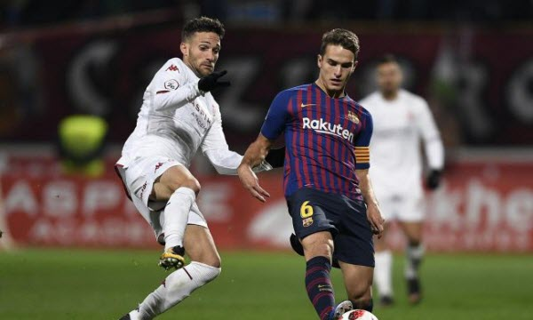Bóng đá - Barcelona vs Rayo Vallecano 10/03/2019 00h30