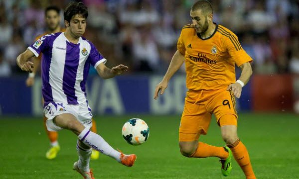 Bóng đá - Valladolid vs Real Madrid 11/03/2019 02h45