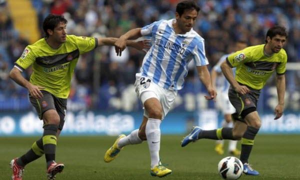 Bóng đá - Malaga vs Espanyol 19h00, ngày 04/02