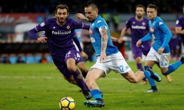 Bóng đá - Napoli vs Benevento 22h30 ngày 13/07