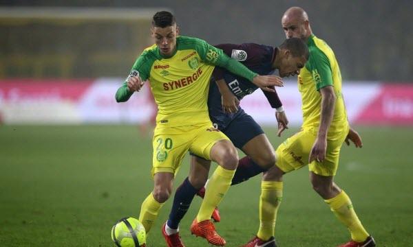 Bóng đá - Caen vs Nantes 14/02/2019 01h30