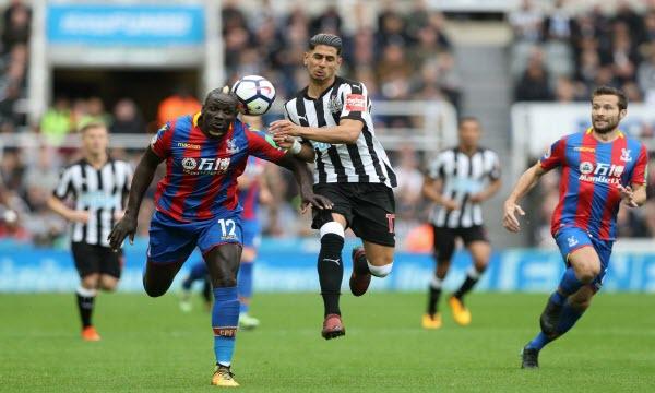 Bóng đá - Crystal Palace vs Newcastle United 21h15, ngày 04/02