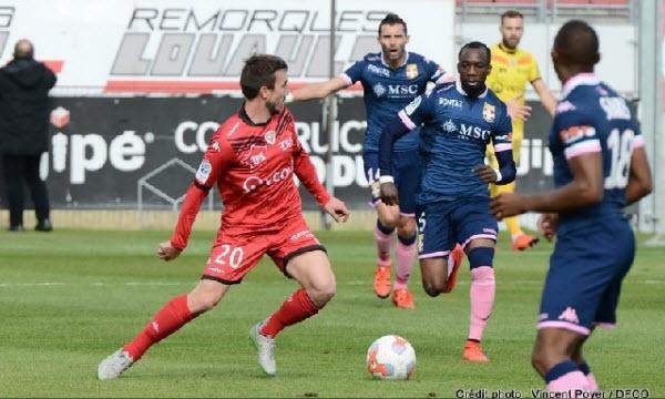 Bóng đá - Evian Thonon Gaillard vs Dijon 02h00, ngày 05/03