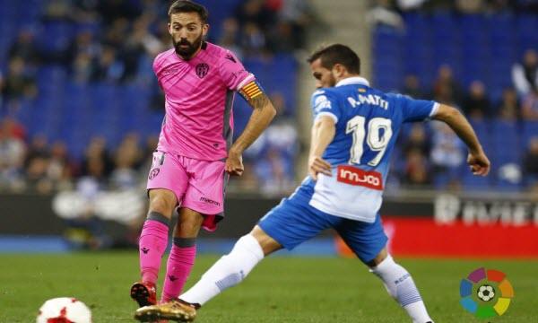 Bóng đá - Levante vs Espanyol 18h00, ngày 04/03