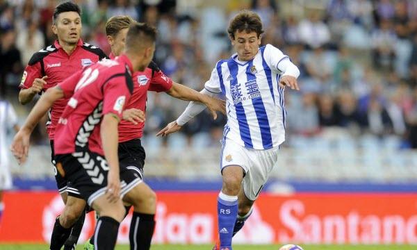 Bóng đá - Thông tin trước trận Real Sociedad vs Alaves 03h00 ngày 22/12