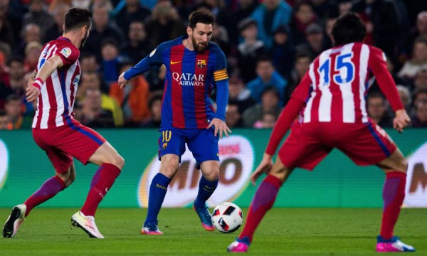 Bóng đá - Barcelona vs Atletico Madrid 22h15, ngày 04/03