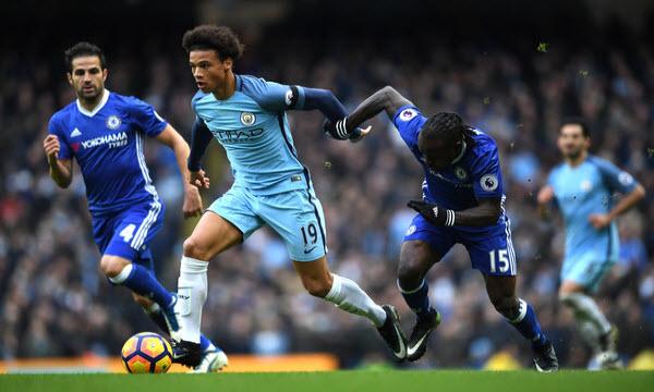 Bóng đá - Manchester City vs Chelsea 22h59, ngày 04/03