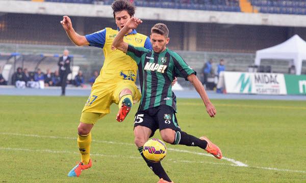 Bóng đá - Chievo vs US Sassuolo Calcio 23h30, ngày 04/04